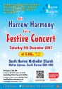 Christmas Concert 2017 Poster